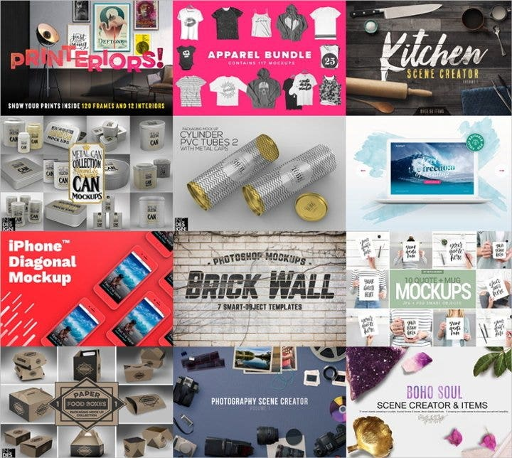 best mockup collections11