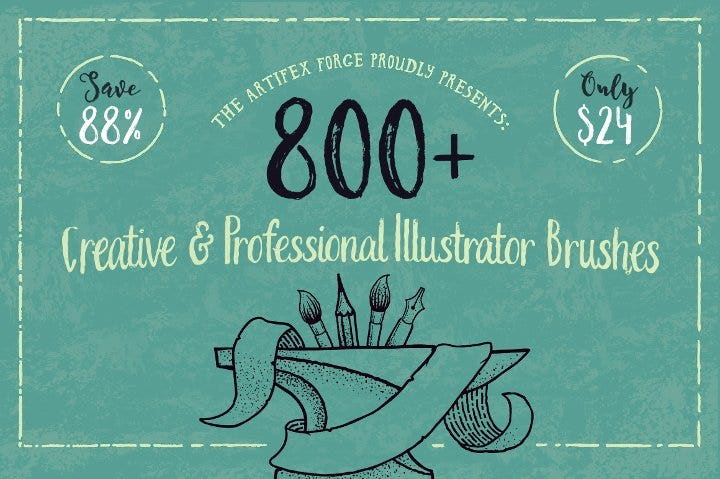 professional illustrator brushes11