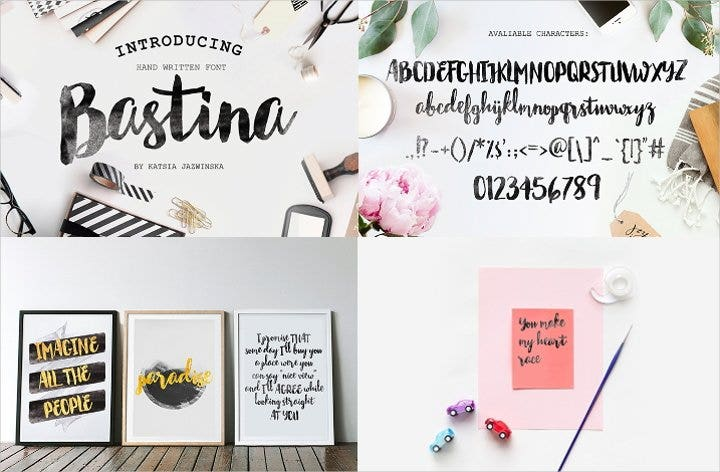 elegant font collection11