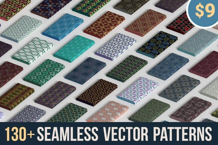 seamless vector patterns11
