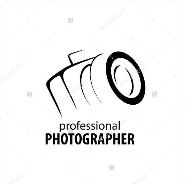 Photography Lens Logo