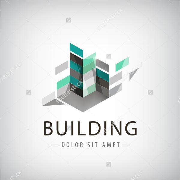 Construction Grid Logo