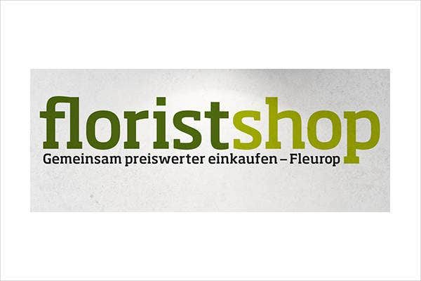 Flower Shop Logo