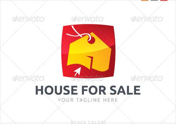 House for Sale Logo