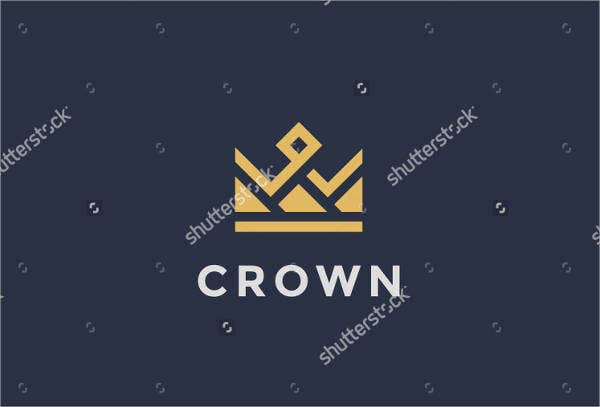 Jewelry Crown Logo