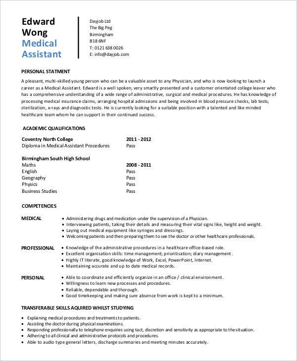 26  professional administrative resume templates