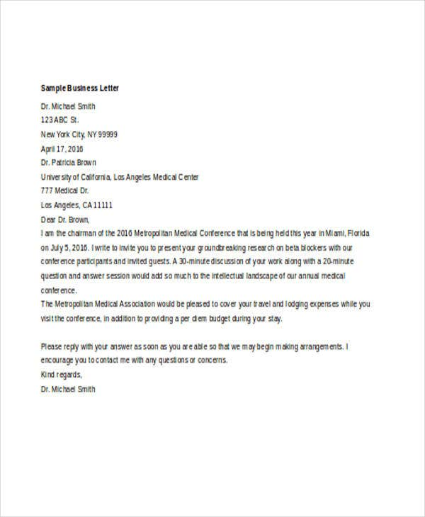 Basic-Formal-Business-Letter1 Basic Formal Letter Template on memo template, email template, formal writing examples, formal request form, formal paper format examples, formal salutation examples, formal email signature format, response to literature template,