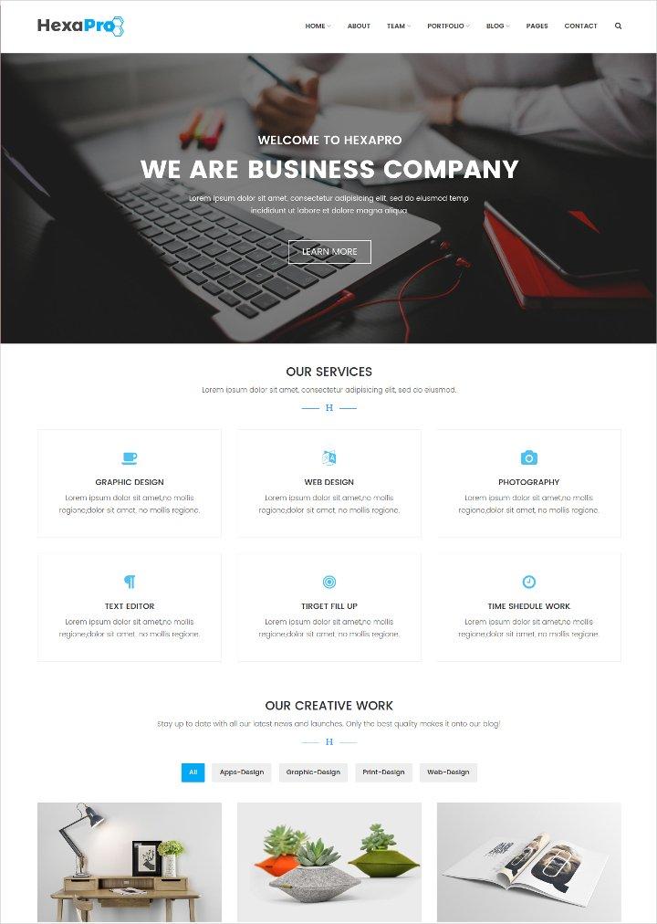 corporate-html-template