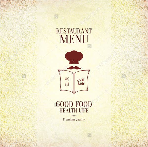 Restaurant Menu Logo