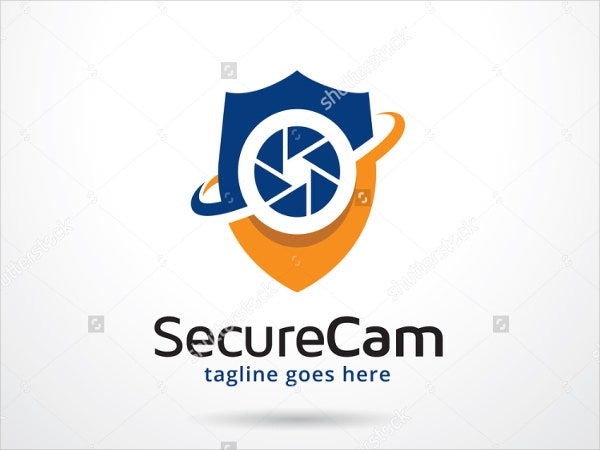 security camera service logo