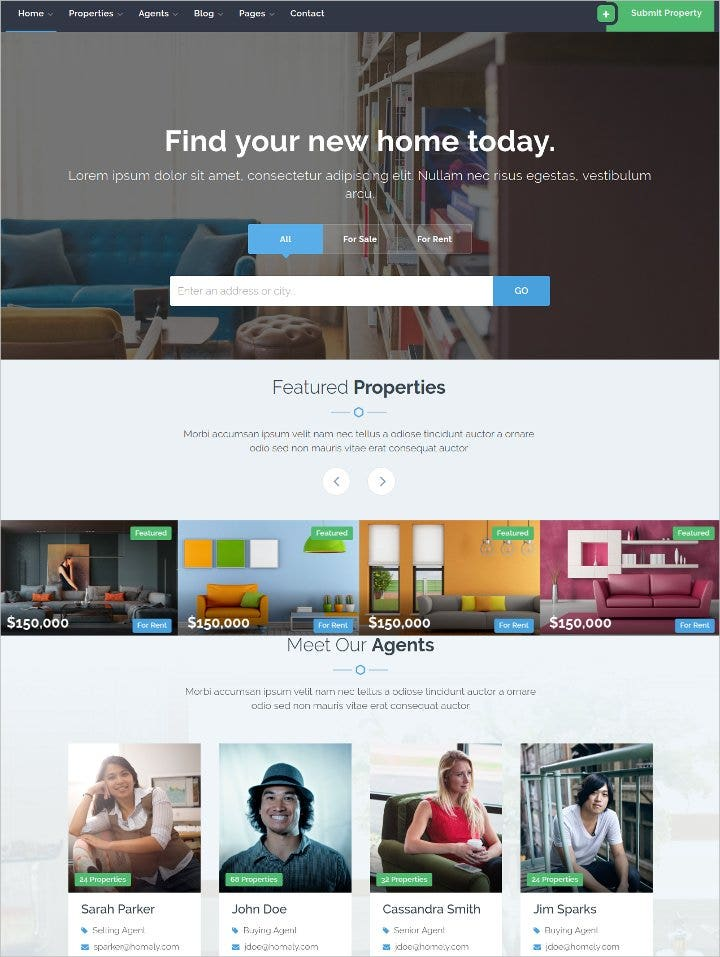 real estate css template21
