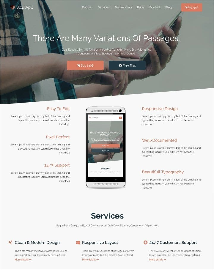 responsive-app-landing-page