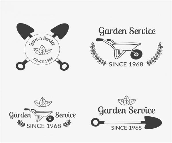 free-garden-service-logo