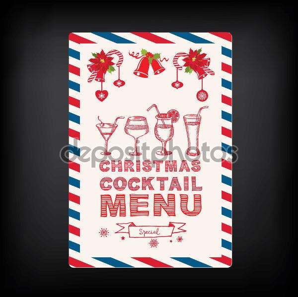 holiday cocktail party menu