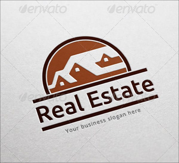 real-estate-business-agent-logo