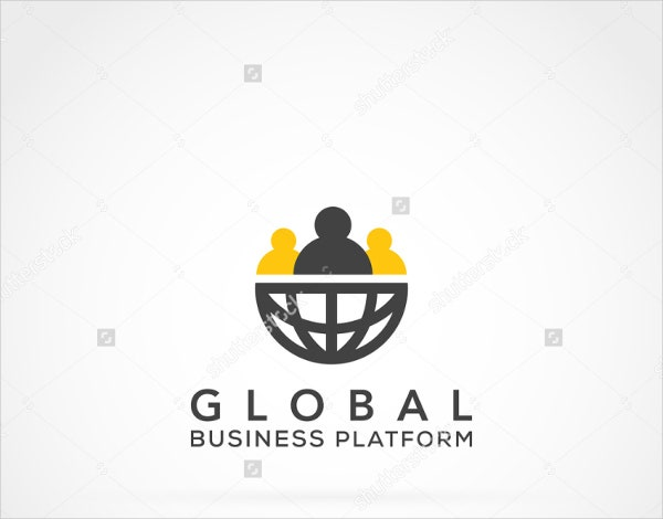 global service management logo