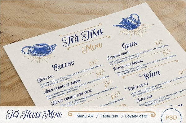 vintage-tea-party-menu