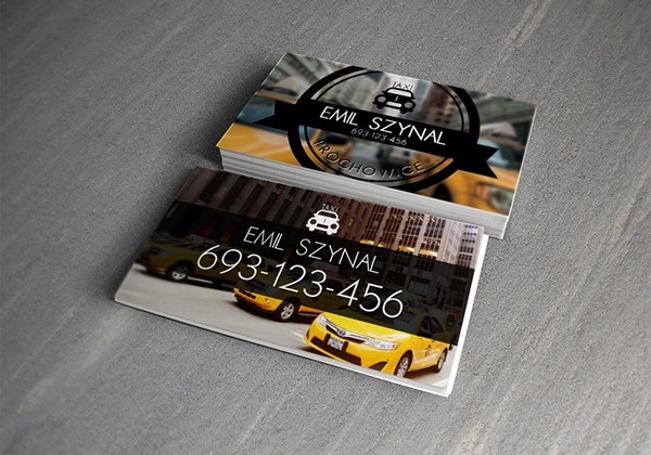 simple taxi business card1