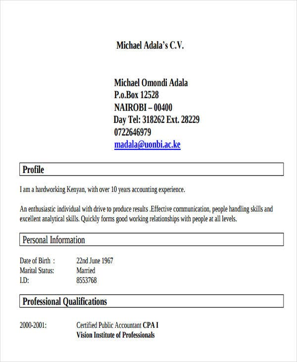 best assistant accountant resume2