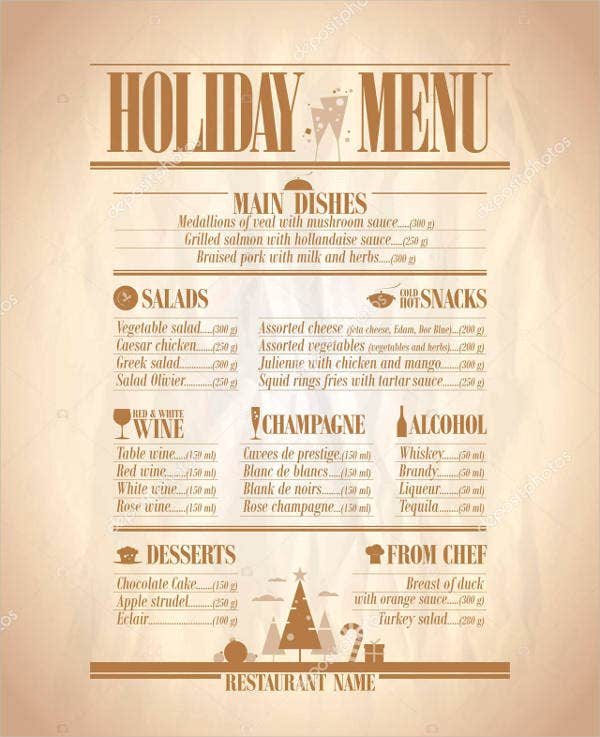 holiday-party-dinner-menu