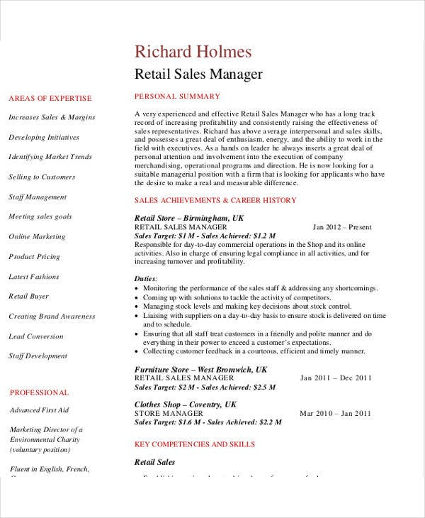 56  manager resumes in pdf