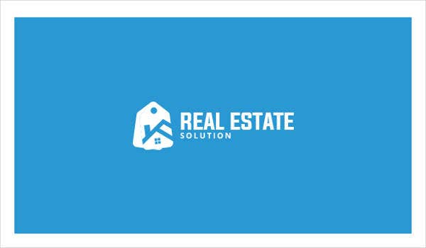 Real Estate Company Agent Logo