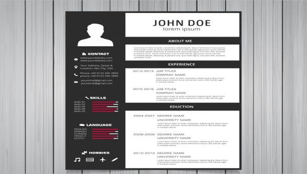 professionaleducationresume