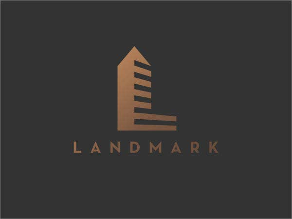 commercial real estate company logo