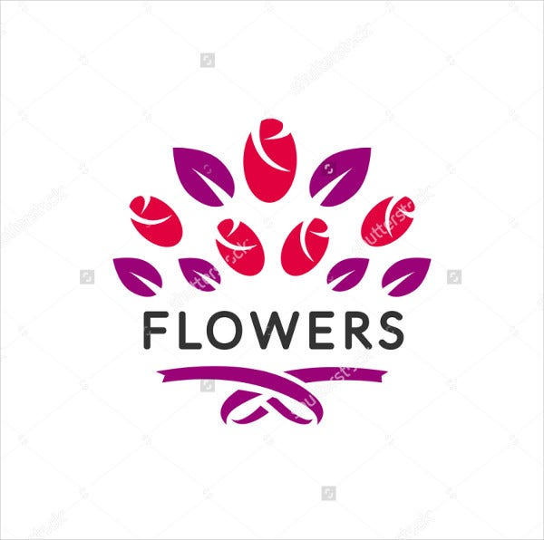 wedding-roses-flower-logo