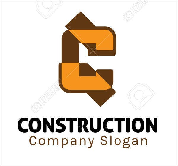 construction company firm logo