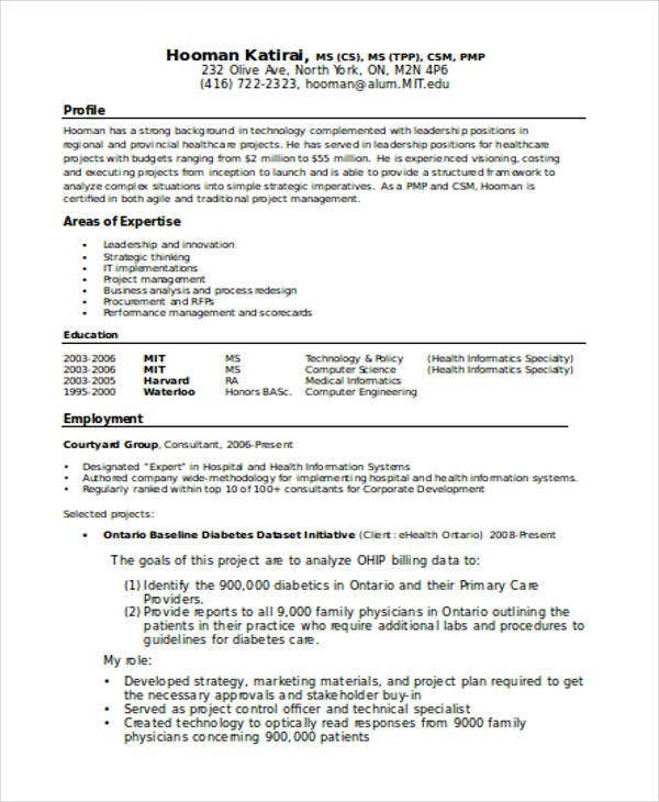 professional it resumes choose free professional resume