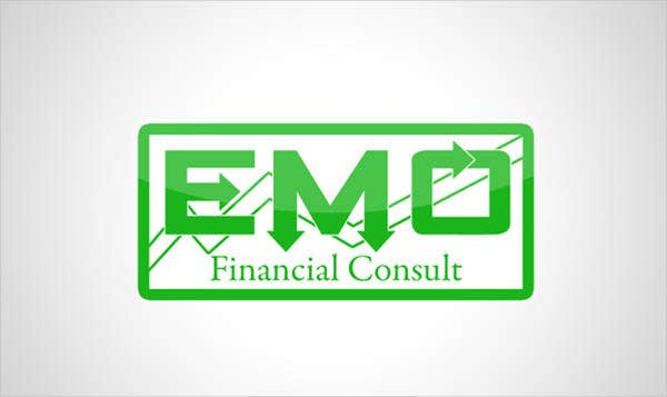 Financial Company Consulting Logo