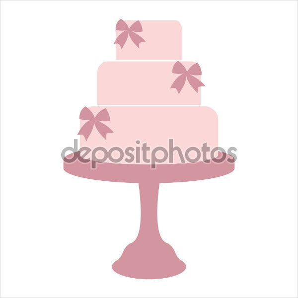 vintage-wedding-cake-logo