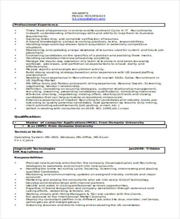 100 sdet resume 8 keywords that set your resume on