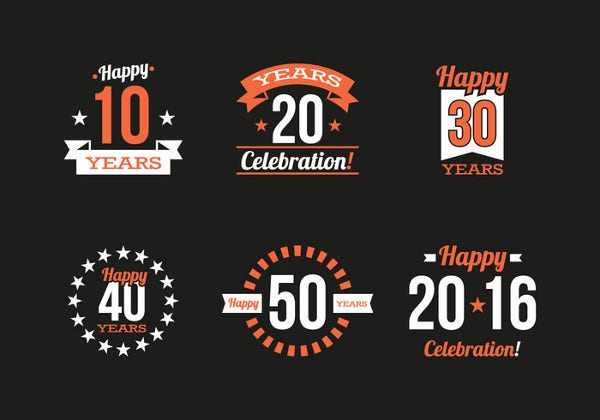wedding-anniversary-logo-vector