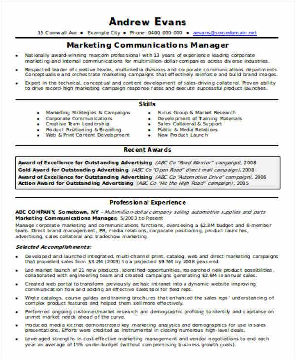 Resume For Maintenance  It Resume In Word  Free  Premium Templates Resume For Secretary with Professional Resume Templates Free It Marketing Manager Resume Resume Templates Free For Mac Pdf