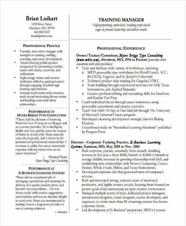 30 Basic Sales Resume Templates Pdf Doc Free