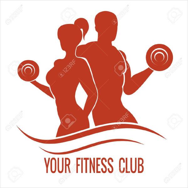 Fitness Royal Club Logo