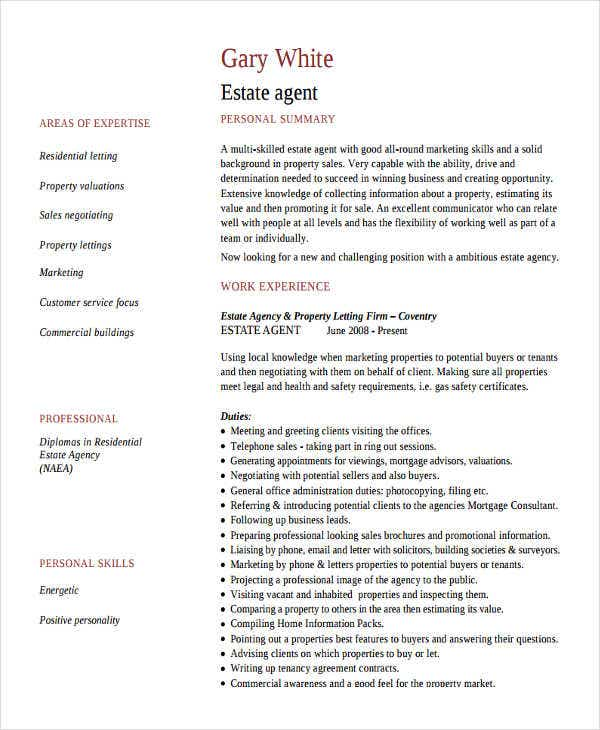 free resume sles for realtors real estate sales resume sles 28 images real estate resume ingyenoltoztetosjatekok