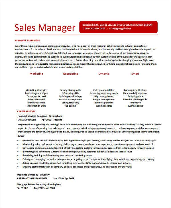 modern sales resume template 31 free word pdf documents