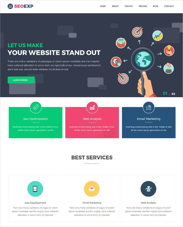 seo-wordpress-theme