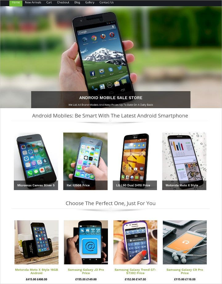 wordpress-theme-for-mobile