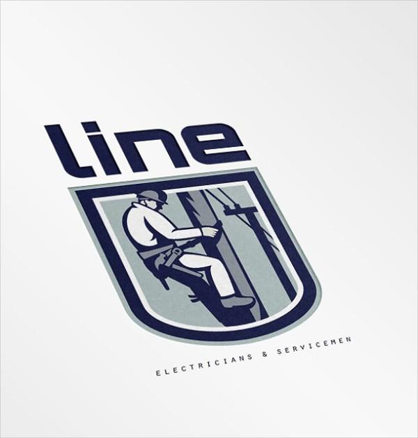 electrical-lineman-logo-psd