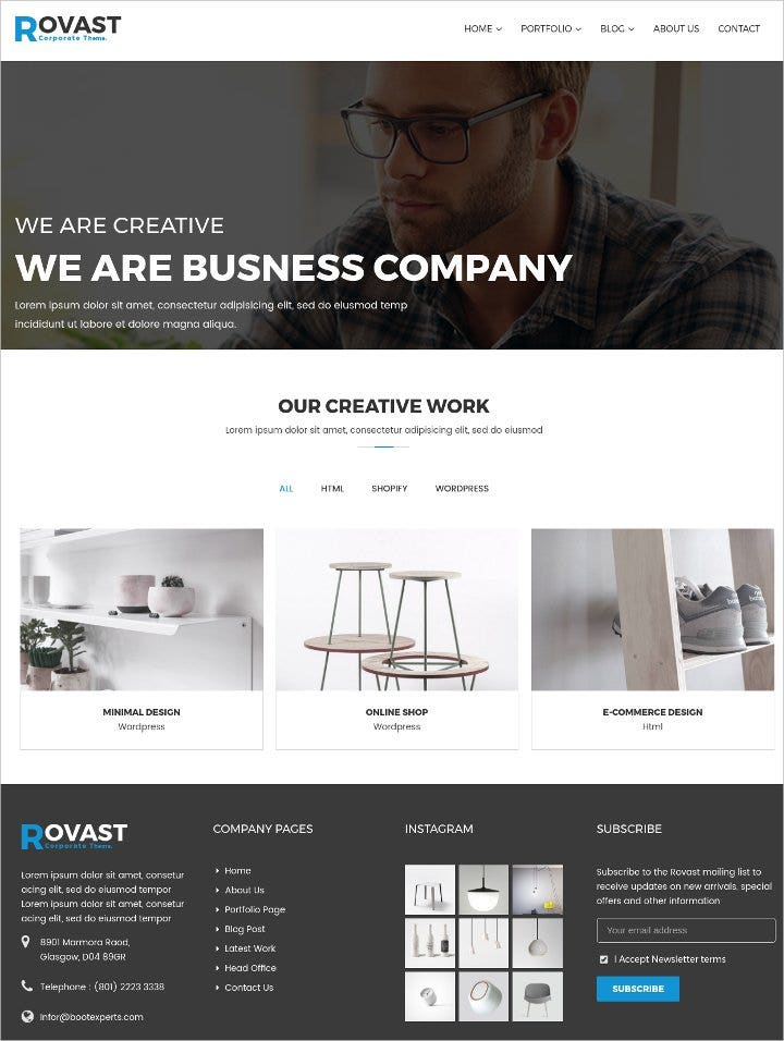 responsive-multi-purpose-wordpress-theme