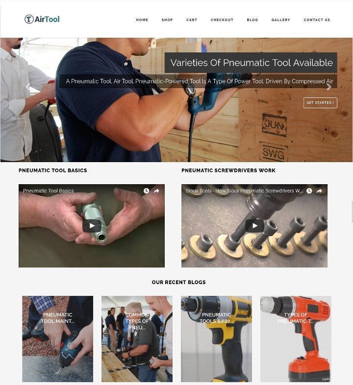 manufacturing-wordpress-theme