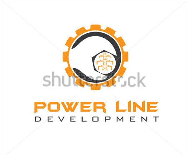 electrical-power-plant-logo