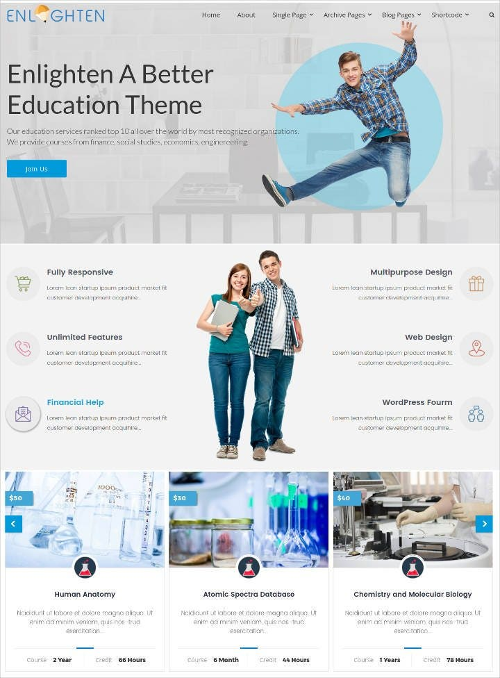 wordpress-education-theme