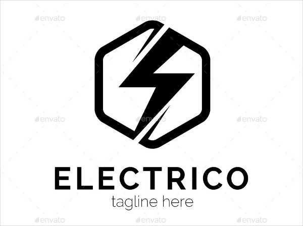 27 electrical logos free psd format download free