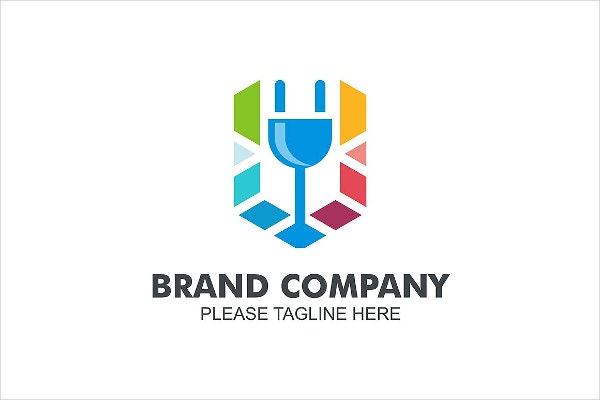 creative electrical company logo