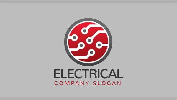 electrical logo templates